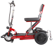 Adult portable old disabled person three wheels folding electric mobility scooter