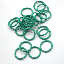 Longyin High Quality Fda Coupling Colored Resistant Plain Silicone Rubber O Seal  Ring