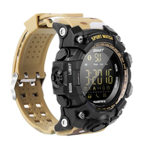 New hot sales <strong>12</strong> month long time standby water proof EX16 waterproof smart watch IP67