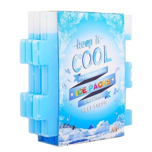 Factory Supply Cool Pack for Lunch Box Freezer Packs for Lunch Bags and Coolers Ice Box