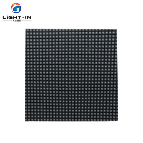 Nationstar led lamp P2.5 indoor 160x160mm LED display module