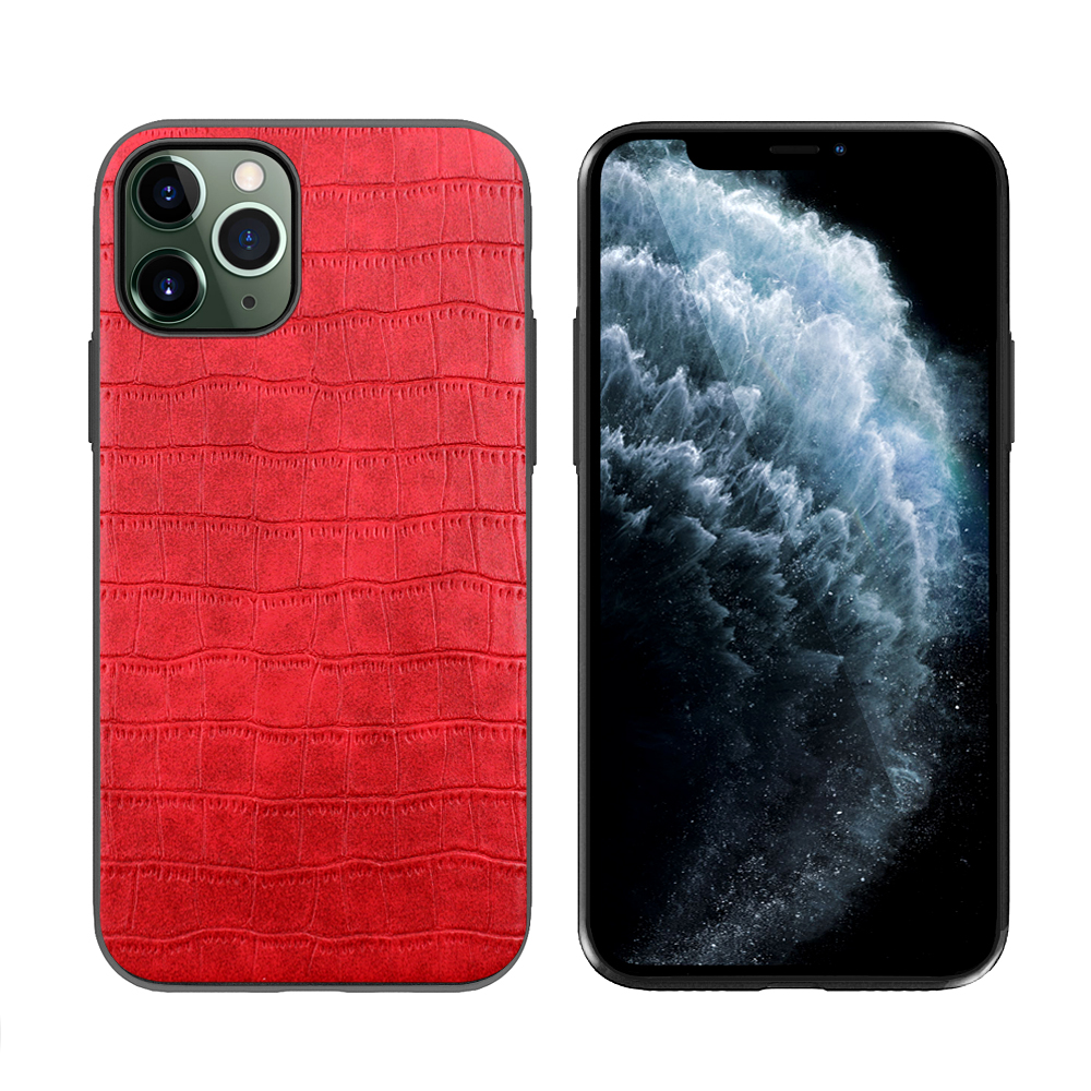 new arrival mobile phone case with crocodile texture design for new iphone <strong>11</strong>/11pro/11pro max