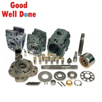 GOODWELL Excavator Replace K3V Series Hydraulic Repair Kit Pump Spare Parts for KAWASAKI
