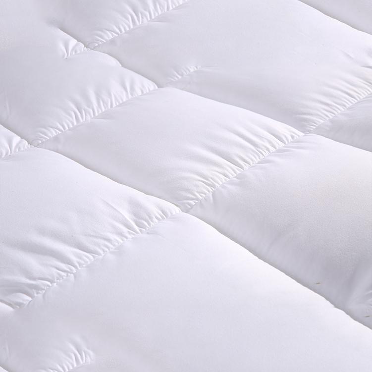 Hypoallergenic Antibacterial Vacuum Pack Bamboo anti-slip mattress pad - Jozy Mattress   Jozy.net