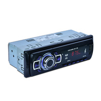 Car MP3 Player Radio Bluetooth Stereo Head Unit MP3/USB/SD/AUX-IN/FM In-dash 1din car stereo