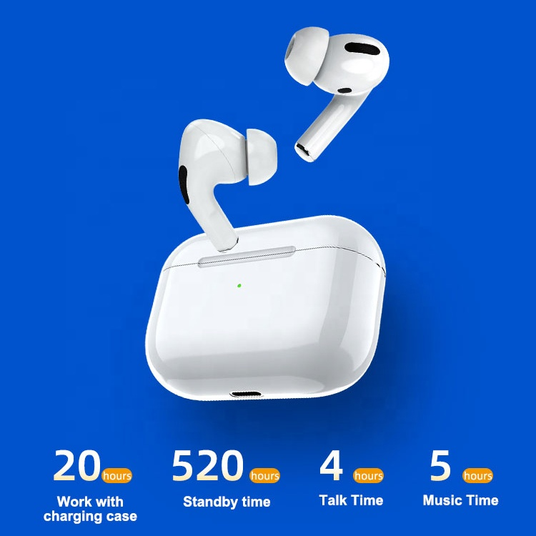 TWS Wireless Earbuds <strong>Air</strong> Pro with Airoha1536 chipset ANC version Blue tooth 5.0 In Ear Headsets Wireless Headphones TWS