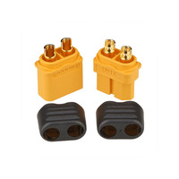 High Quality Amass XT60H Connector XT60 male XT60H-F Plug With Sheath For RC Lipo Battery