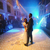 New Design 2*4FT LED Dancing Floor twinkling led starlit dance floor