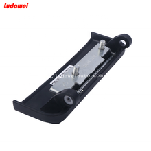 front door out handle L/R leather black QD-6401-44313 552 <strong>01</strong>/QD-6401-44313 552 <strong>02</strong> for WULING RONGGUANG 6401