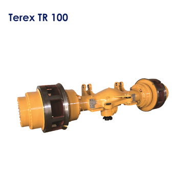 Terex mining truck spare parts group rear 15334004