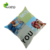 Hot Selling Sublimation Blanks Colorful Linen Pillow Case in Light Blue for Heat Press