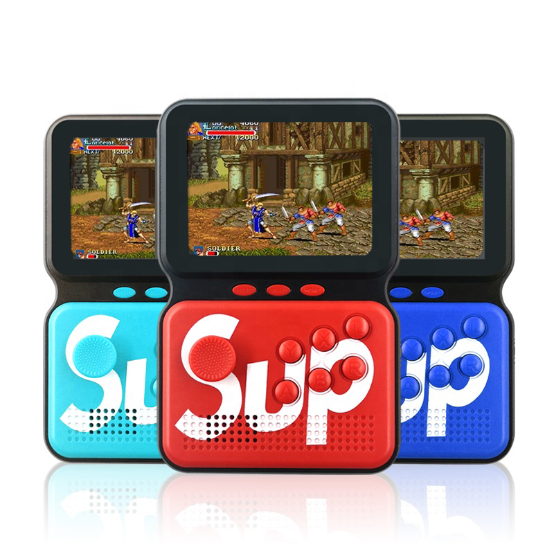 Top quality Sup X9 <strong>X12</strong> X6 Portable Video Games Consoles Retro Classic 900 in 1 Multifunction handheld Game Player