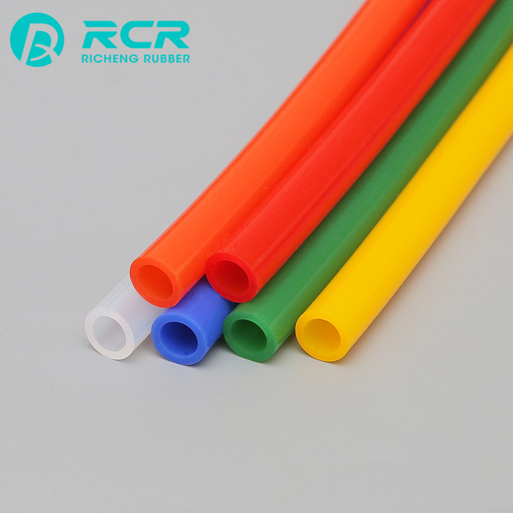 customized size good quality heat resistant silicone rubber vacuum <strong>hose</strong>