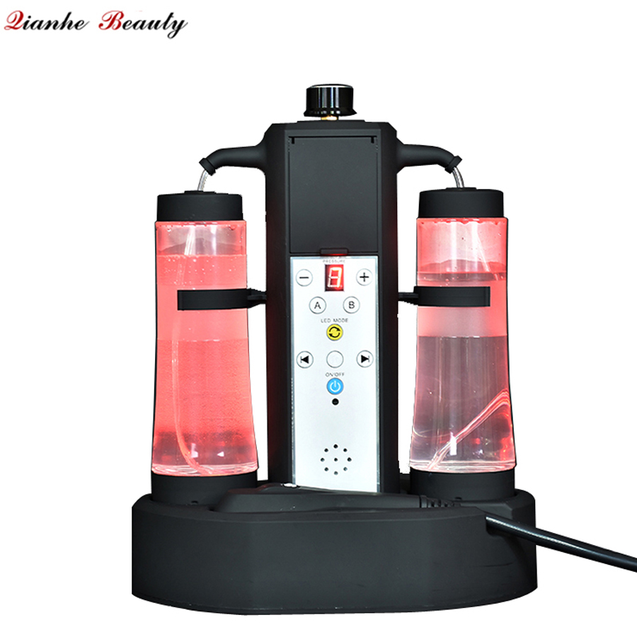 Hot sale facial cleaners light <strong>led</strong> facial vacuum cleaner