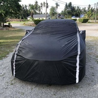 All Weather Resistant UV Protection 100% Waterproof Polyester Car Cover Waterproof