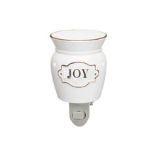 Unique Design Ceramic Electric Night Light Pluggable Oil Burner OEM Home Essential Oil Scented Warmer For Gifts <strong>Decor</strong>