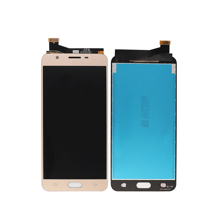 Factory price mobilephone lcd for samsung J7 Prime touch screen