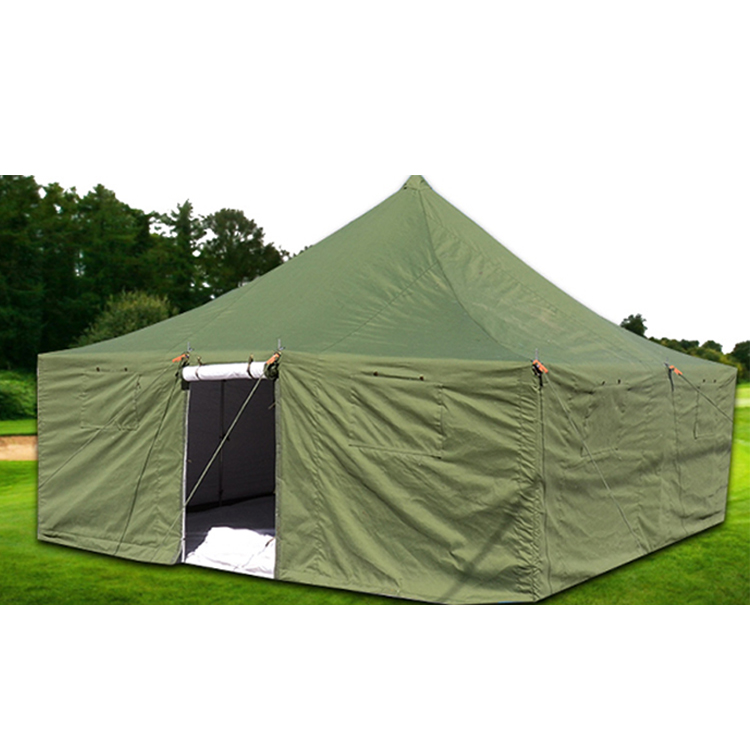large the Russian waterproof canvas army winter camping military tent for sale