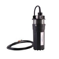 YM1240-30 Solar 12V DC Submersible Water Pump For Irrigation