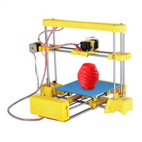 Factory price self-help assembly simple FDM 3d printer diy kit for maker education