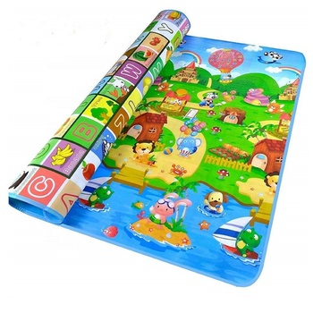 Infant toddler floor large foam mats,baby care play mat for kids