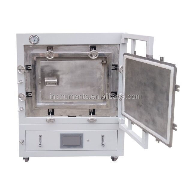 Customized high temperature inert gas atmosphere box furnace for laboratory