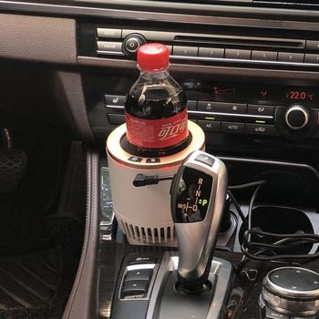 2019 2020 Best supplier vehicle innovative car smart accessories cooling and heating cup holder