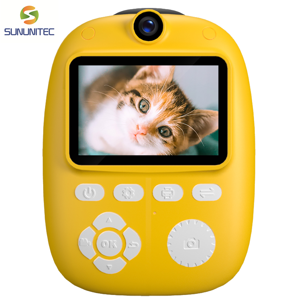2020 Best Instant <strong>Camera</strong> For Kids 2.0 Inch HD Display 1080P Video Recorder Printing Photo <strong>Camera</strong> For Children