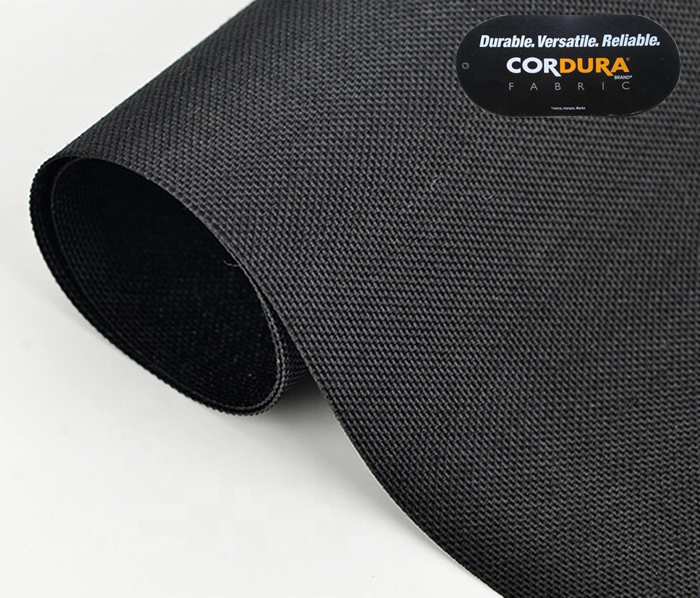 China manufacturer abrasion resistant <strong>nylon</strong> 1050d cordura PU coated Fabric