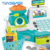 Pretend Play Supermarket Game Calculate Toys Kids Cash Register