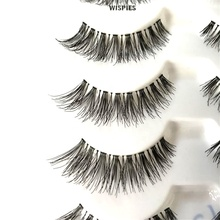 Fast delivery Cheap price 0.07 lashes Synthetic Hair False Lashes