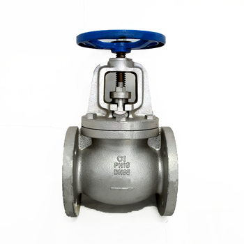Good quality PN16 4 inch Carbon Steel bronze Flanged End Stop Globe Valve