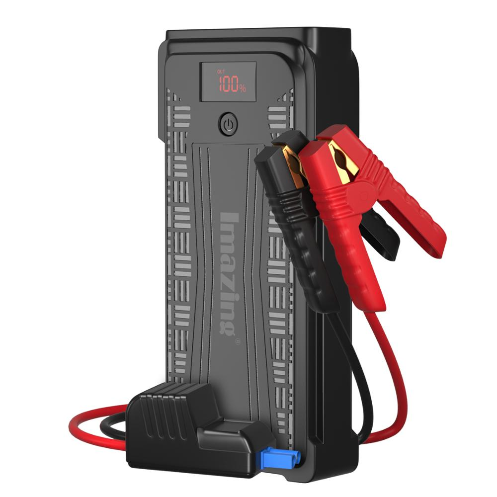 Car and <strong>mobile</strong> phone use 12V 20000mah Portable mini power bank car jump starter