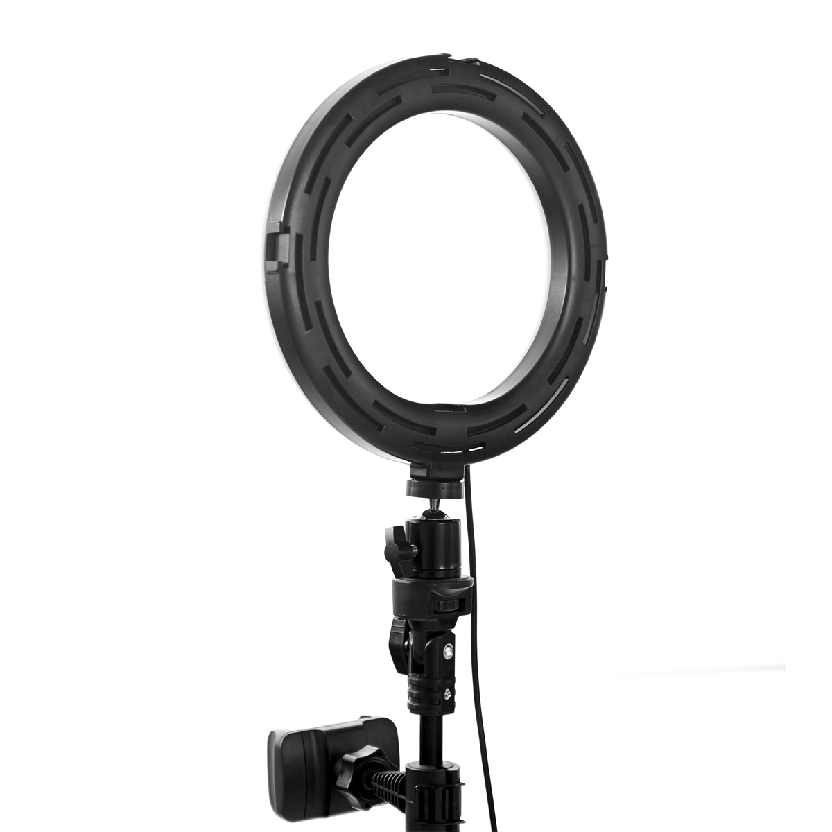 8 inch Ring Light With Tripod Stand Tiktok Makeup Camera LED Living Light Selfie Ringlights Photography Lamp Dimmable Ring Light