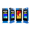 65 Inches Outdoor High Brightness Big LCD Kiosk Advertising Digital Signage Screen Panel Display