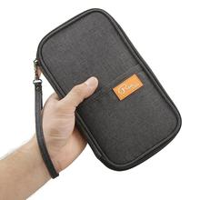 RETON New Fashion Multi-functional Men Travel Nylon Credit Card Passport Holder Cover <strong>Wallet</strong>