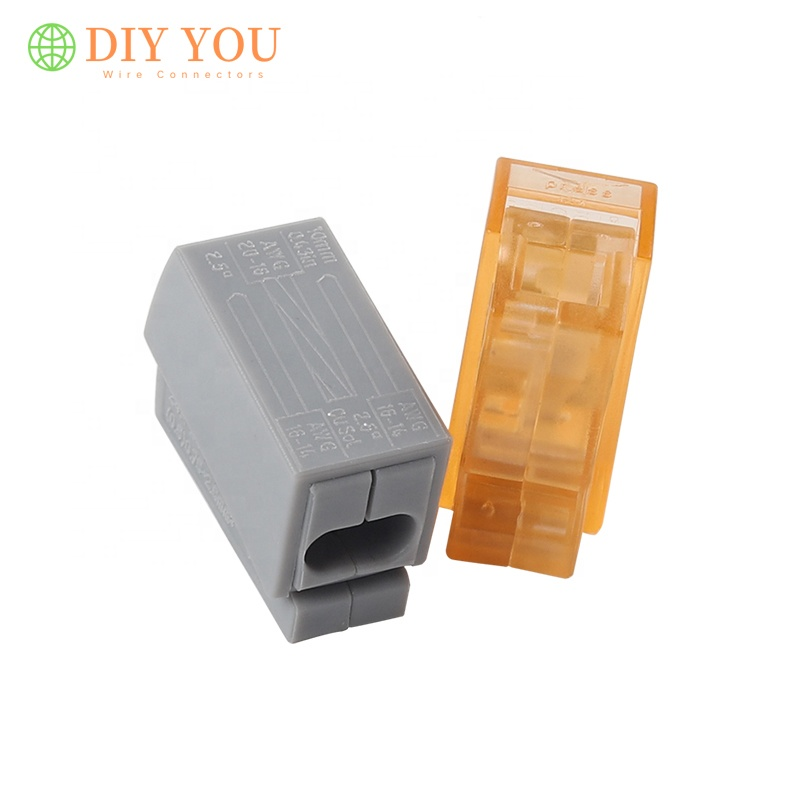 224-112 Replace PCT-112 1 <strong>hole</strong> in 2 out Lighting Lamp Wire Connector compact Quick Led Lighting Electrical Terminal block
