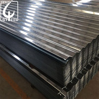 0.25mm Galvanized Steel Roofing Metal Corrugated Sheet Price