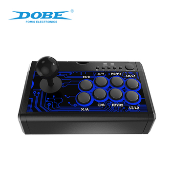 DOBE Newest Factory Direct Supply Arcade Fighting Stick Joystick For PS4 PS3 XboxONE S/X Xbox360 Switch PC Android