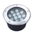 Outdoor High Brightness Stainless Steel 12W LED Solar Underground Light