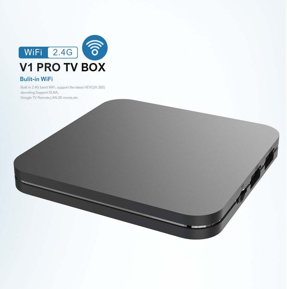 Cheap Price Rockchip RK3229 2.4G WIFI TV Box Android 7.1 Smart TV Box
