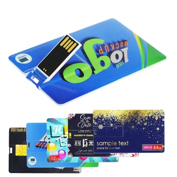 Promotional Custom usb card, Cheapest Factory Price Business Card usb Flash Drive, 100% Real Capacity Credit Card usb 2.0
