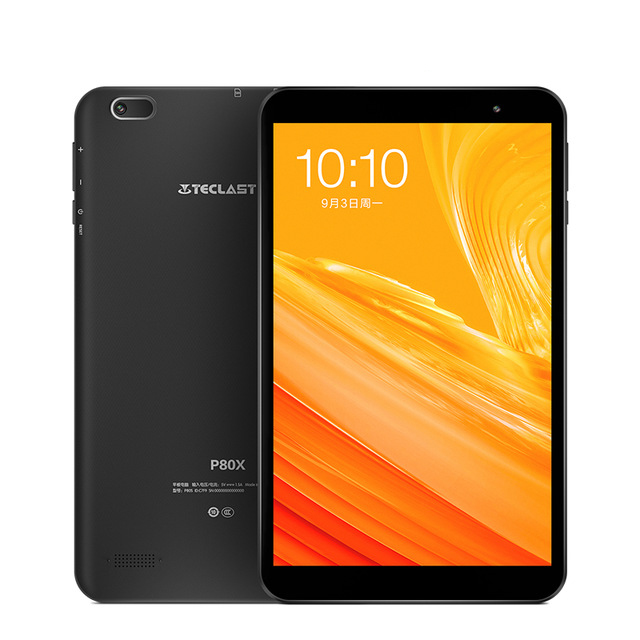 Android 9.0 Teclast P80X 4G Tablet 8inch <strong>1280</strong> <strong>x</strong> 800 IPS Octa Core 1.6GHz 2GB RAM 32GB ROM