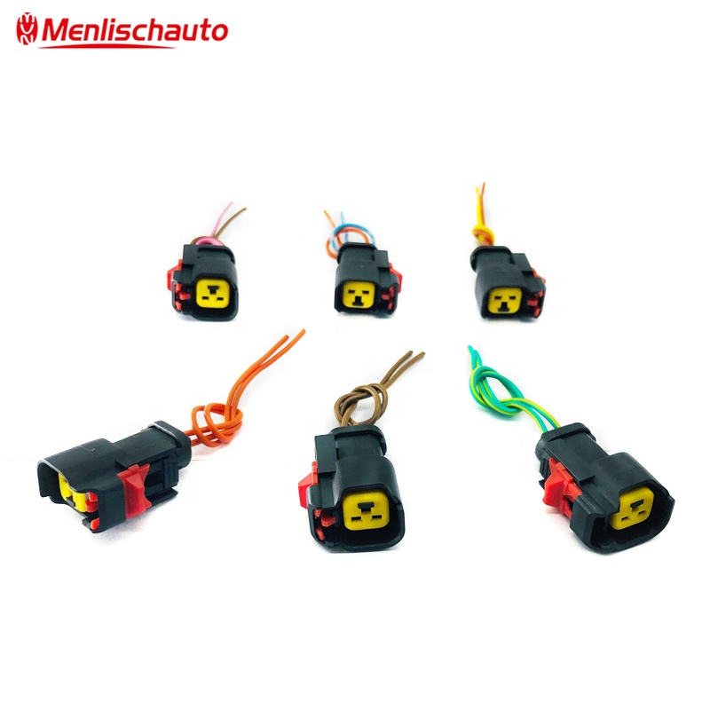 High Quality Fuel Injector <strong>Connector</strong> Plug For GM Hyundai Toyota