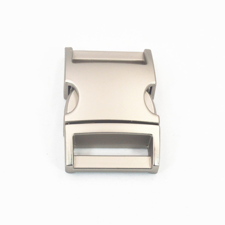 popular zinc alloy metal product <strong>H001</strong> release spring belt buckles
