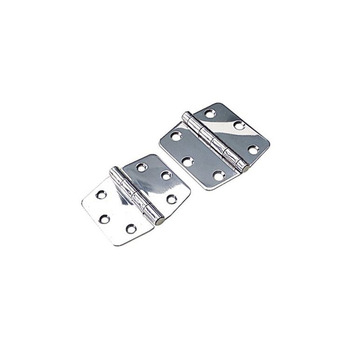 Low Price High quality  Stamped 304 stainless flush door hinge