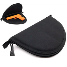 Tactical Hand Gun Bag Revolver Airsoft Rug Gun Carry <strong>Holster</strong> Storage <strong>Case</strong> for All Compact Subcompact Pistols