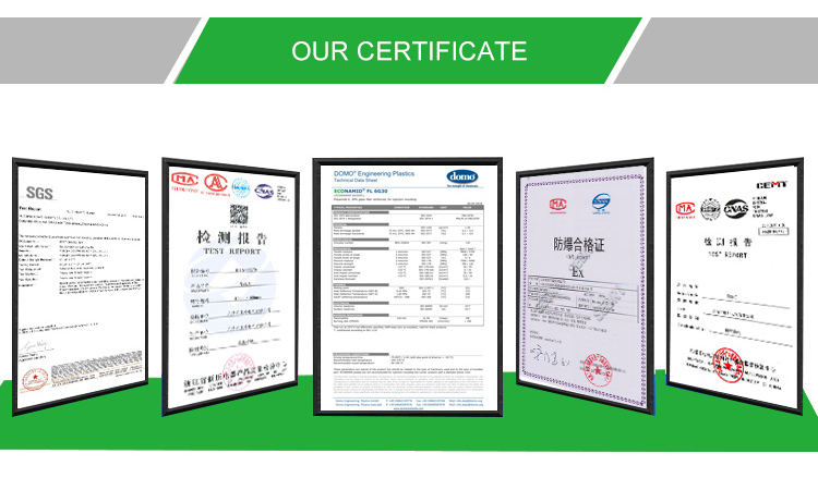 YUEQING DOWE CE Rohs 8D3 Middle Voltage Electrical Application Busbar Support
