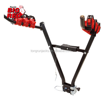 Vehicle Bike Rack 3Pcs Bikes TRF2590B-F