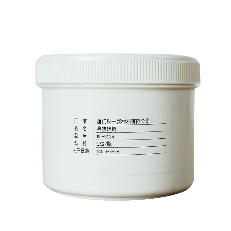 High Thermal Conductivity Silicone Compounds Grease Series